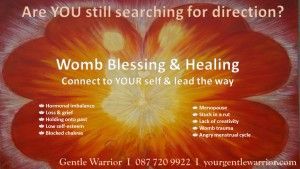 Womb Blessing & Healing