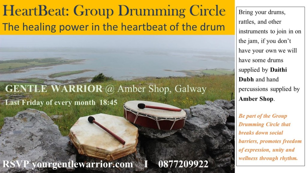 GROUP DRUMMING CIRCLE