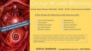 Group Womb Blessing Details