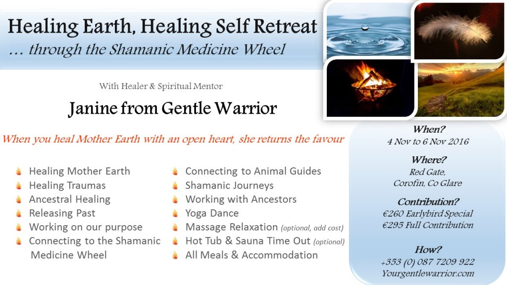 Healing Earth Healing Self