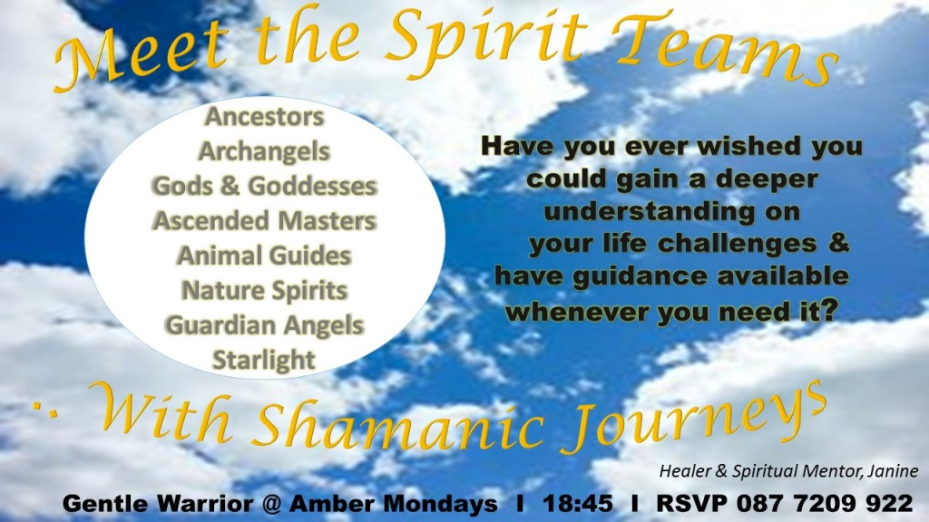 Meet SpiritTeams Shamanic Journey