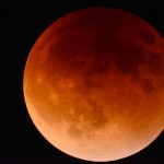 Blood Full Moon Lunar Eclipse